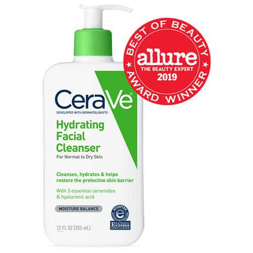 CeraVe Hydrating Facial Cleanser by CeraVe | omorfiacodes